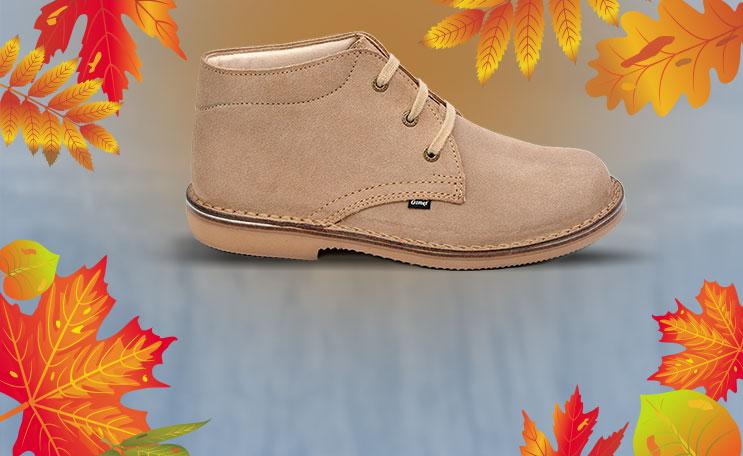 Buty na jesień-zimę